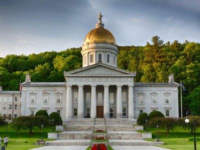 Government Structure: 2.  Vermont's Executive Branch