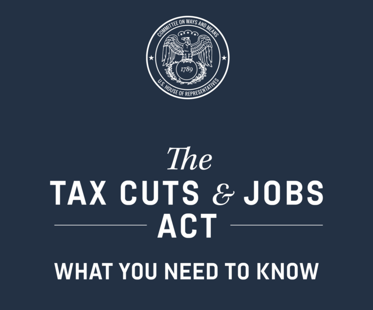 Tax Cuts and Jobs Act: Impact