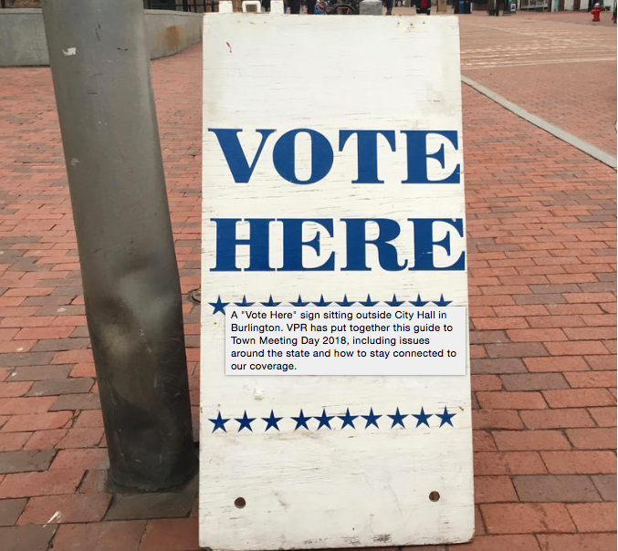 Vermont's 2018 Elections: State Senate and House Races